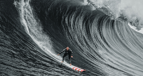 """HBO Releases Official Trailer for Documentary Series """"100 Foot Wave"""""""