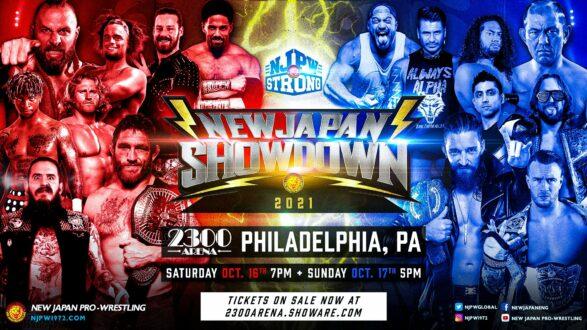 new japan showdown Philadelphia