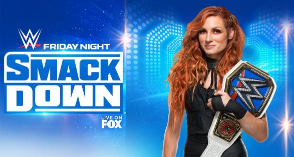 WWE SmackDown in Norfolk Virginia on November 12 2021