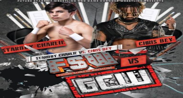 First Matches set for GCW vs FSW Event