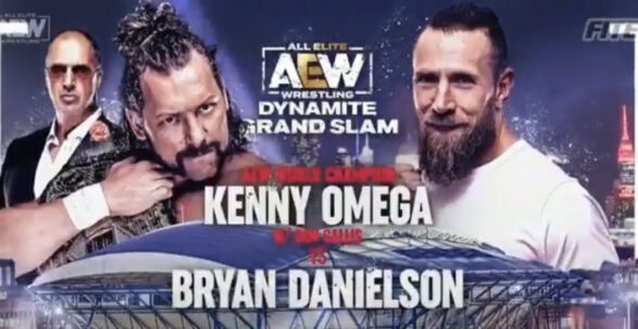 AEW Dynamite: Grand Slam September 22 2021 in Queens Preview