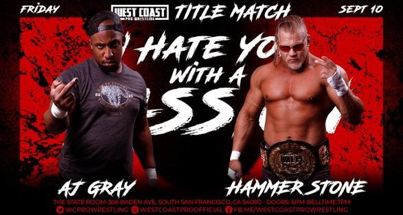 west coast pro wrestling