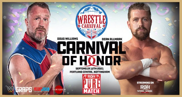 carnival honor results