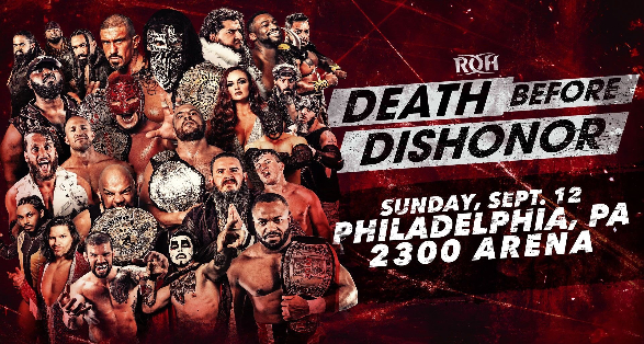 """ROH """"Death Before Dishonor 2021"""" Results 