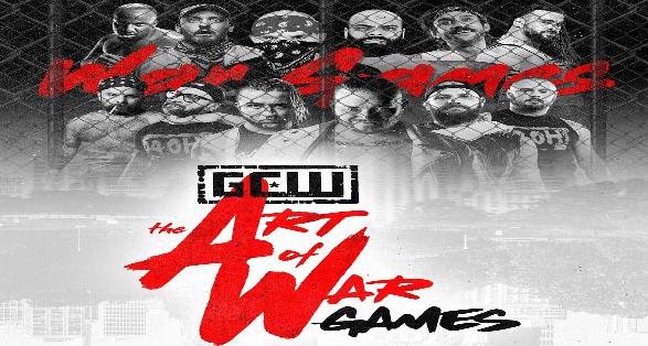 gcw war games