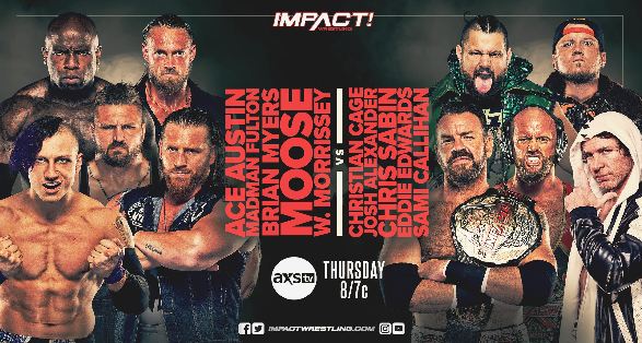 IMPACT Wrestling on AXS TV Preview for September 16 2021