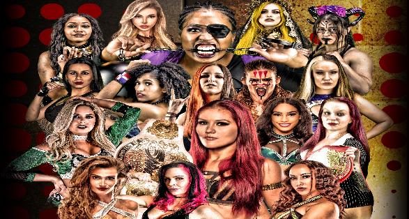 SHINE Pro Wrestling 69 Results | Ivelisse vs Stormie Lee