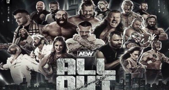 AEW All Out 2021 Results & Preshow   Bryan, Ruby & Cole Debut