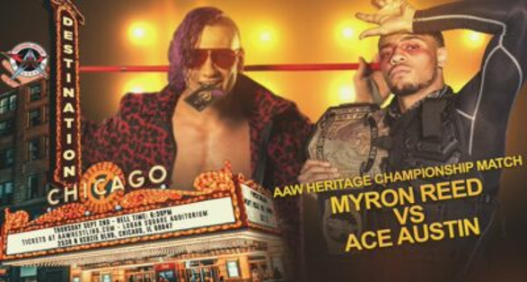 """AAW Pro Wrestling """"Destination Chicago"""" Results 