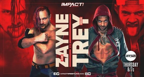 Preview for Thursday's IMPACT Wrestling