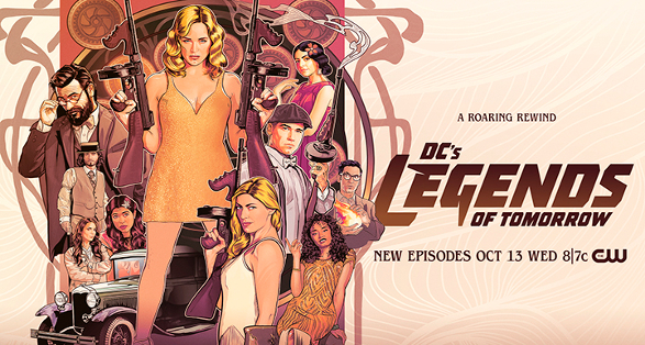 """Old Cast Members Return in """"DC's Legends of Tomorrow"""" S7 E3 Promo"""