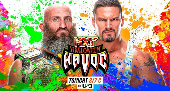 "WWE NXT ""Halloween Havoc"" 2021 Results & Highlights"