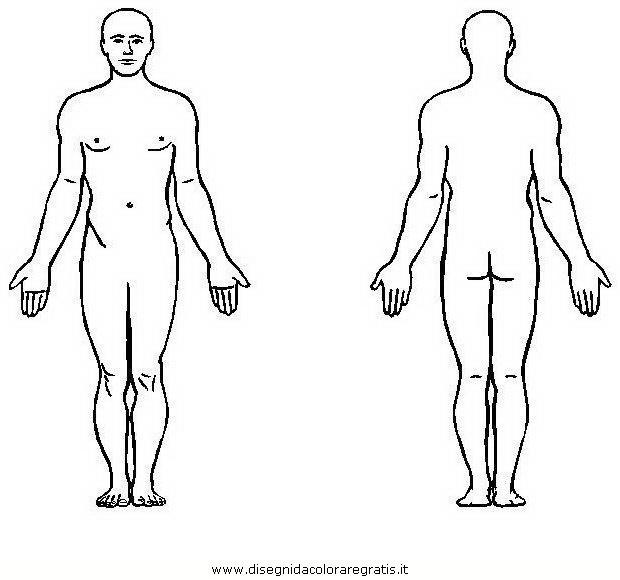 Eccezionale Corpo umano | PAIDEIA 2.0 - Officina per la Didattica INCLUSIVA OG81