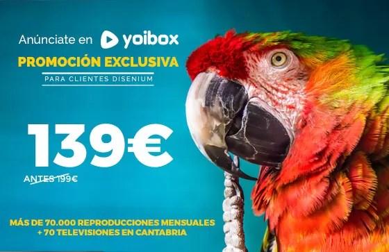 Disenium, promoción publicidad yoibox