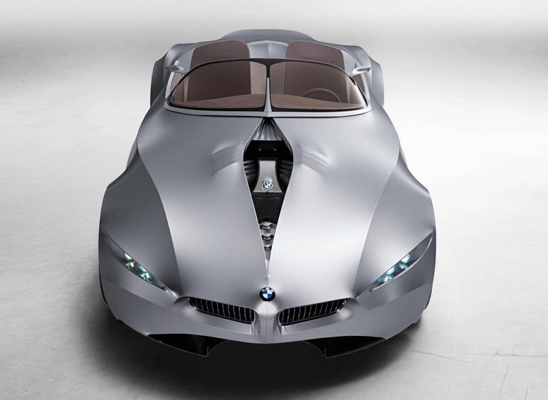 BMW GINA Light Visionary Concept Cars Diseno Art
