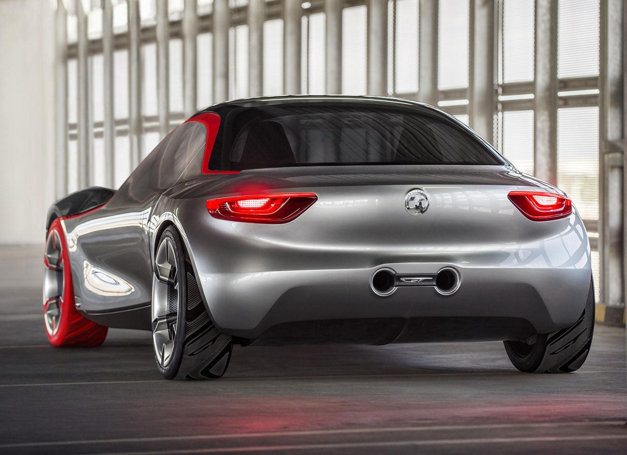Vauxhall GT Concept Concept Cars Diseno Art