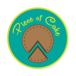 Logotipo Piece of Cake