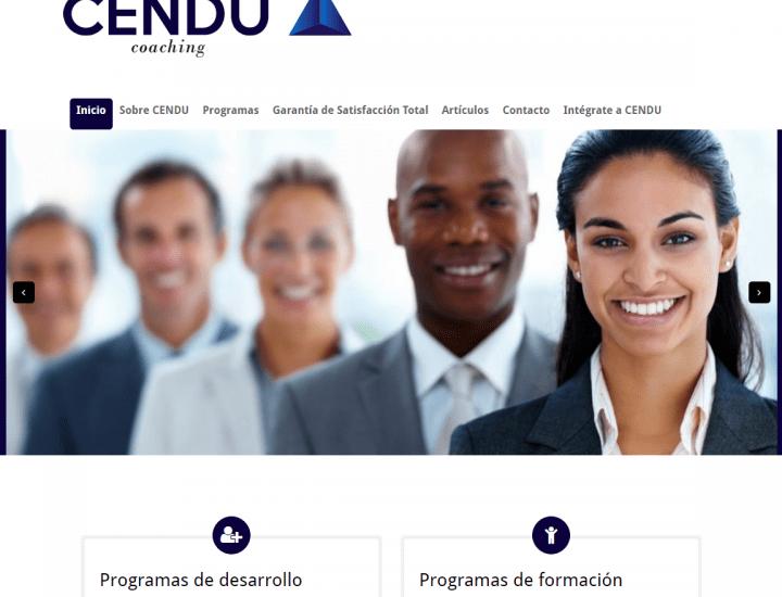 Sitio Web CENDU