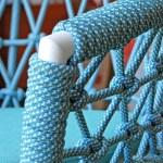 MUSES SILLA TRIANGULAR BLUE C288RPTB f