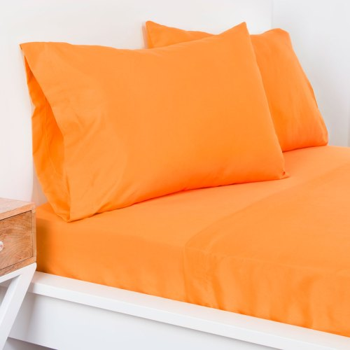 Crayola Sheet Set Full Outrageous Orange