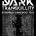 Dark Tranquillity + Tristania @New Age Club (Roncade) 21/11/2013