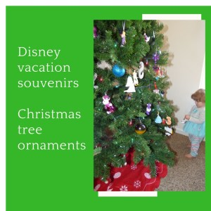of all the souvenirs from our disney vacations our christmas tree ornaments get used the most every trip we pick out a new ornament most we try to get the