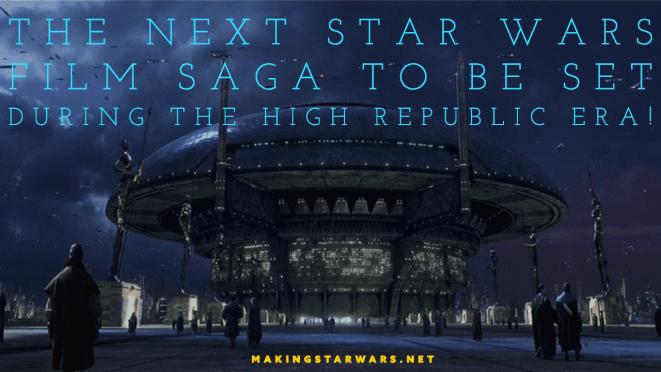 Star Wars Timeline What's Next?
