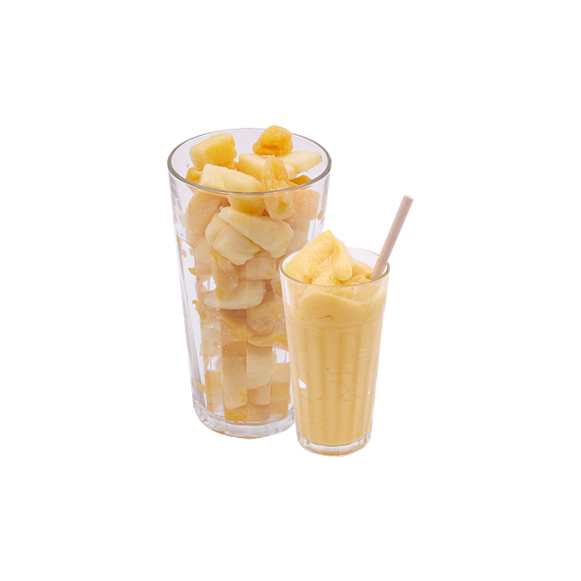 Smoothie Mango Piña Fruta de la Pasión Disfruta