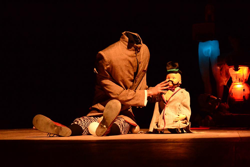Naturaleza rota en la Fiesta Provincial del Teatro en Rosario 2015