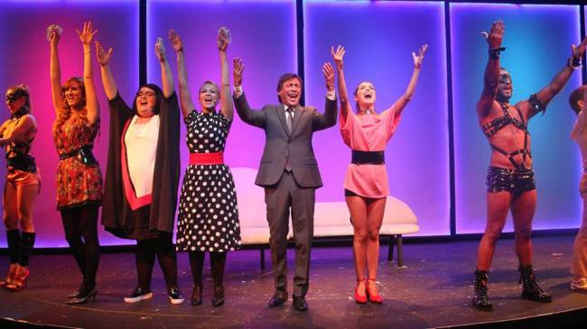 50 sombras, el musical llega a Rosario