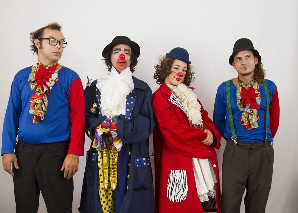 La Rockola de Pato Mojado en la Fiesta Provincial del Teatro en Rosario 2015