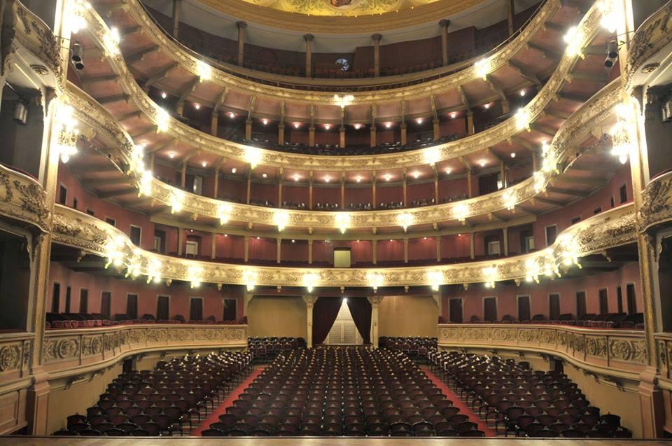 Visitas Guiadas al Teatro El Círculo de Rosario