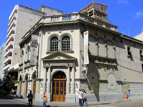 Teatro La Comedia Rosario