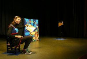 Luna Gatuna espectáculo infantil en Rosario