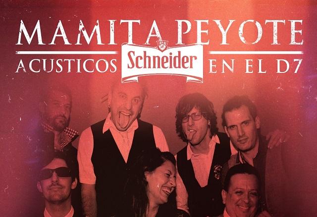 Mamita Peyote en Distrito 7