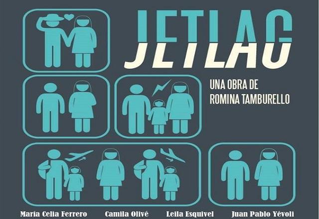 Jet Lag, una obra de Romina Tamburello