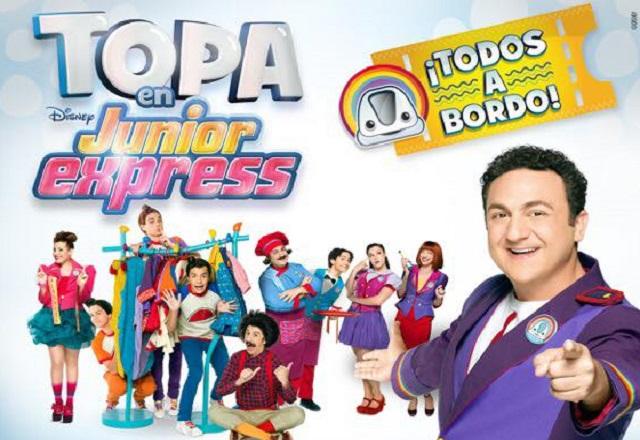 Topa en Rosario presenta Todos a bordo