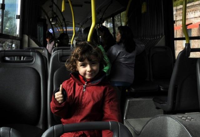 Transporte gratis por el Día del niño en Rosario
