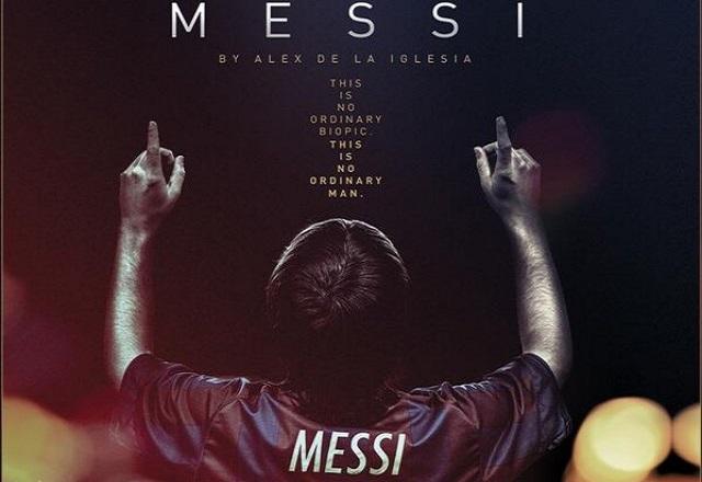 Película sobre Messi en Rosario