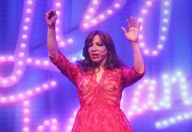 Lizy Tagliani en Rosario