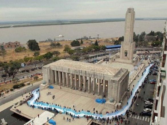 Actividades para el Bicentenario en Rosario