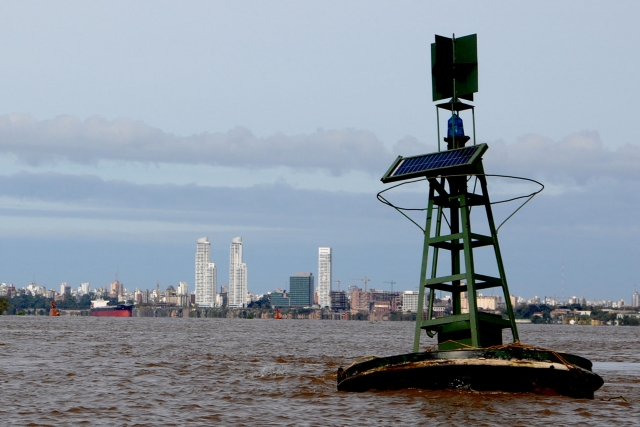 Excursiones por el río Paraná