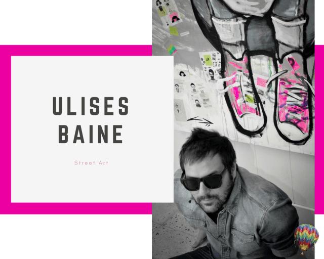 Arte urbano en Rosario: los secretos tras la obra de Ulises Baine