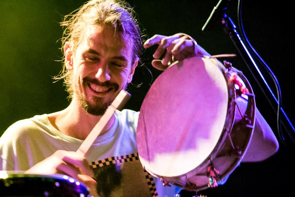 Carlo Seminara, el artista de todos los ritmos