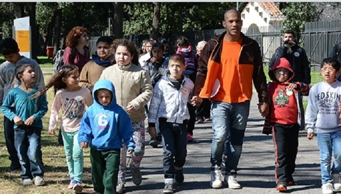 Periplo Colectivo: recorridos gratuitos para chicos por los barrios