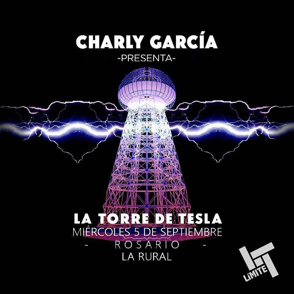 Charly García en Rosario