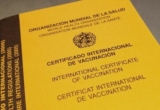 Dónde vacunarse contra la fiebre amarilla