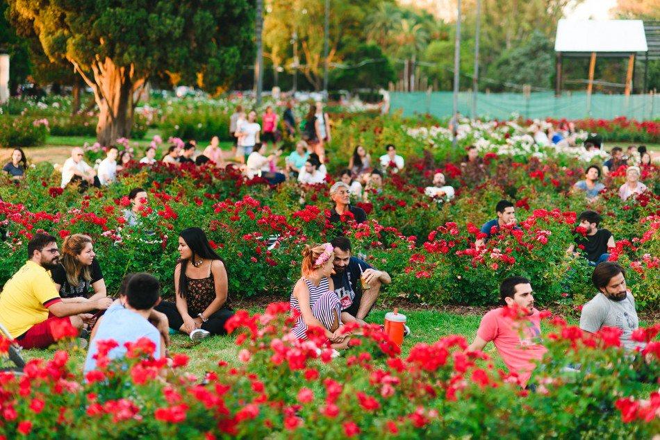 Primavera en Rosario