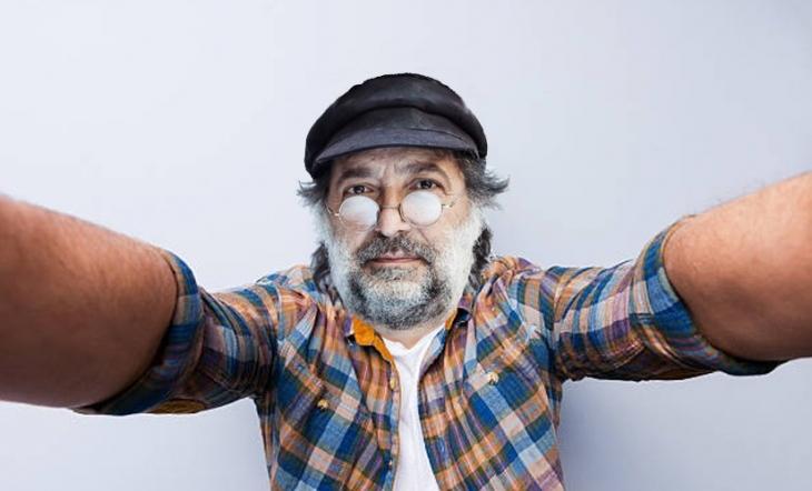 Pedro Saborido en Rosario