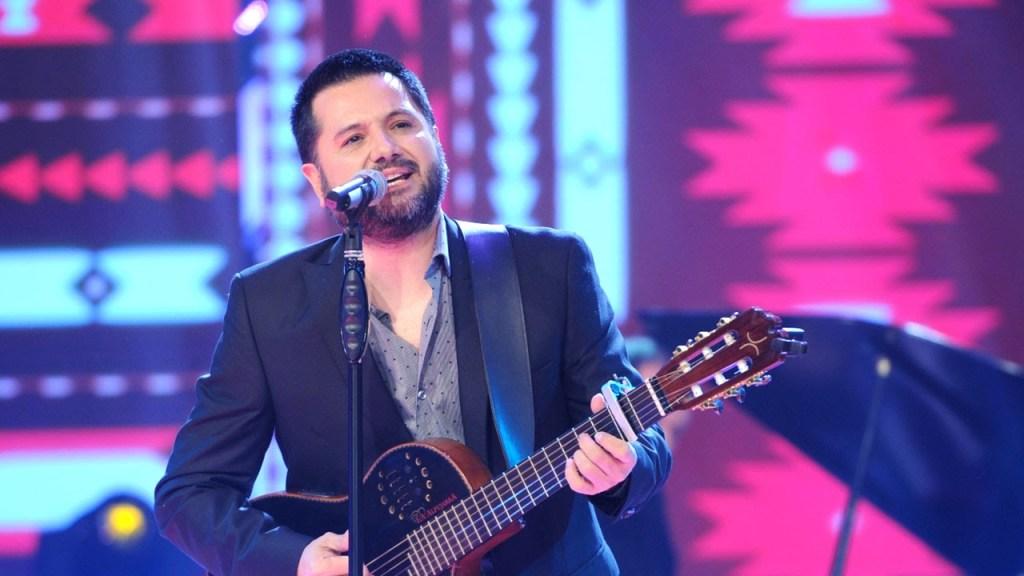 Jorge Rojas en Rosario presenta su último disco